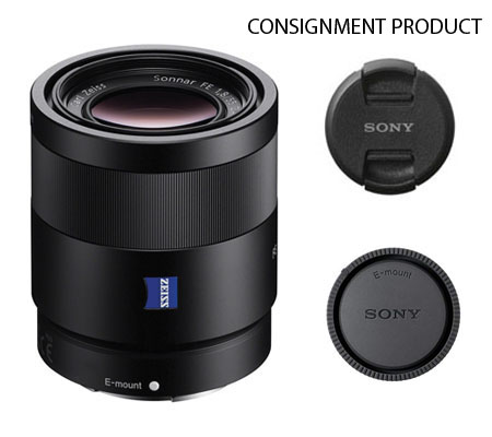 ::: USED ::: Sony FE 55mm F/1.8 ZA (Excellent-085) CONSIGNMENT