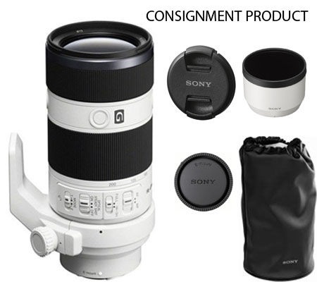 :::USED::: Sony FE 70-200mm f/4 G OSS (Exmint-844) CONSIGNMENT