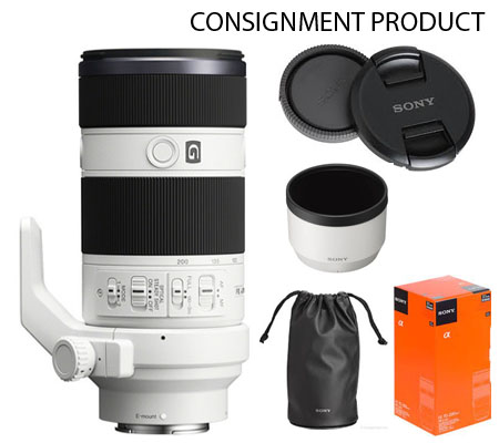 :::USED:::Sony FE 70-200mm f/4 G OSS Exmint Kode 638 Consignment
