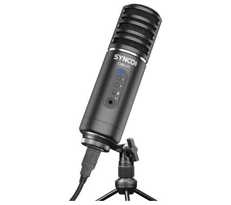 Synco CMic-V1 Desktop USB Large-Diaphragm Condenser Microphone