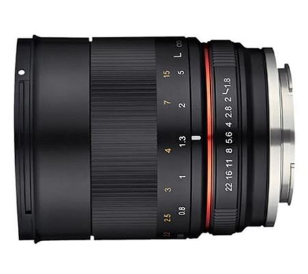 Samyang 85mm f/1.8 for Sony E Mount