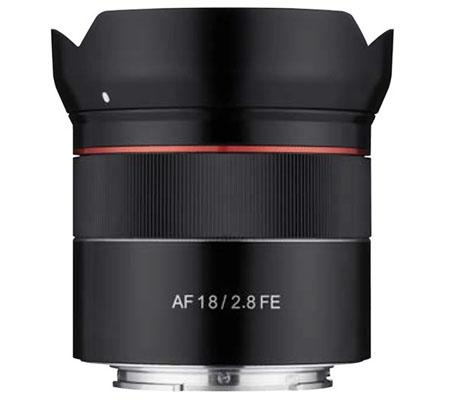 Samyang AF for Sony E 18mm f/2.8 FE