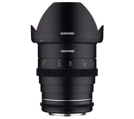 Samyang VDSLR 24mm T1.5 MK2 Canon RF Cine Video Lens Mark II