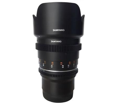 Samyang VDSLR 50mm T1.5 MK2 for Sony E Mount Cinema Lens