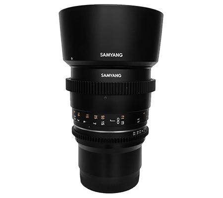 Samyang VDSLR 85mm T1.5 MK2 for Sony E Mount Cinema Lens