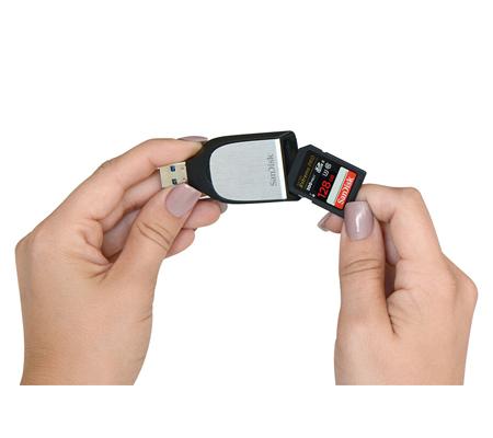 Sandisk Extreme Pro SD UHS-II Card Reader/Writer SDDR-399