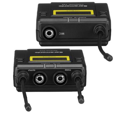 Saramonic UwMic9 TX9+TX9+RX9 Camera-Mount Wireless Omni Lavalier Microphone System