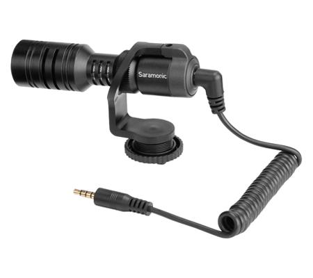 Saramonic Vmic Mini Microphone for DSLR and Smartphones