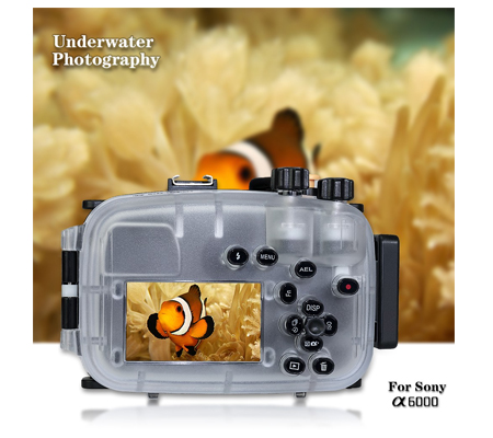 Seafrogs Underwater Housing For Sony A6000 16-50mm