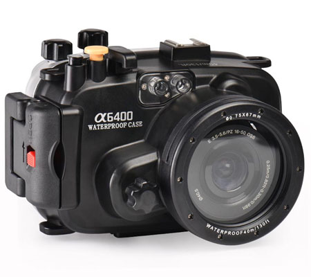 Seafrogs Underwater Housing for Sony A6400 Kit 16-50mm