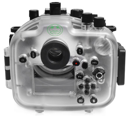 Seafrogs Underwater Housing for Sony A7R IV 28-70mm