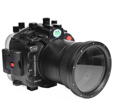 Seafrogs Underwater Housing for Sony A7R IV 90mm