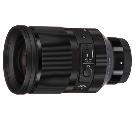 Sigma 35mm f/1.2 DG DN Art Lens for Sony E
