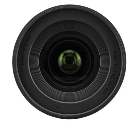 Sigma for Micro Four Thirds Mount 16mm f1.4 DC DN