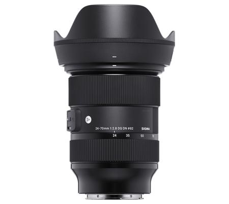 Sigma for Sony E 24-70mm f/2.8 DG DN Art Lens