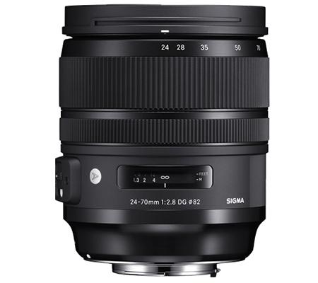 Sigma for Nikon F 24-70mm f/2.8 DG OS HSM Art