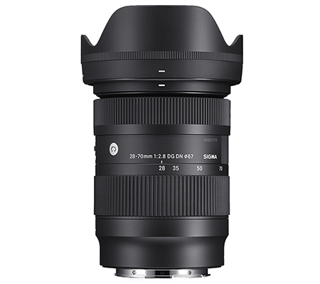 Sigma 28-70mm f/2.8 DG DN Contemporary Lens for Leica L Mount