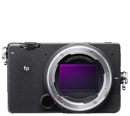 Sigma fp Body Mirrorless Digital Camera