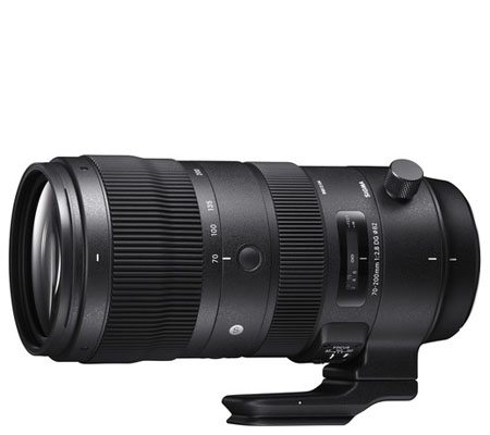 Sigma for Canon EF 70-200mm f/2.8 DG OS HSM Sports (S)