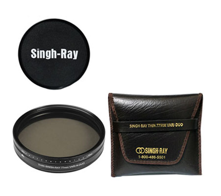 ::: USED ::: Singh-Ray thin 77 Vari-N-Duo Filter (Excellent To Mint)