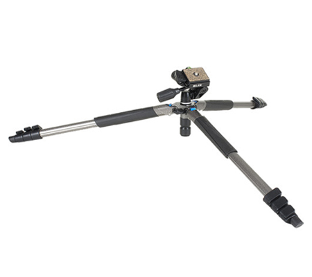 Slik Sprint Pro III Tripod with 3-Way Pan Head Gun Metal