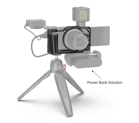 SmallRig Cage for Sony ZV1 2938