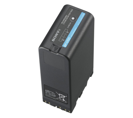 Sony BP-U100 Lithium-Ion Battery for Sony Camcorders