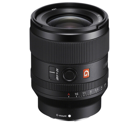 Sony FE 35mm f/1.4 GM Lens