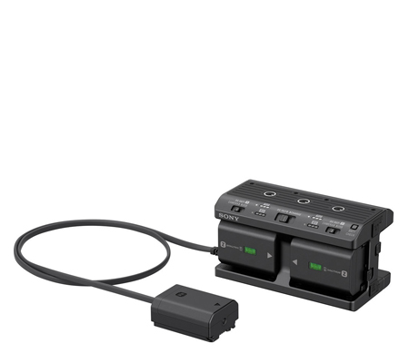 Sony NPA-MQZ1K Multi Battery Adapter Kit for NP-FZ100 & NP-FW50 Battery