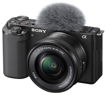 Sony  ZV-E10 Kit 16-50mm f/3.5-5.6 OSS Black