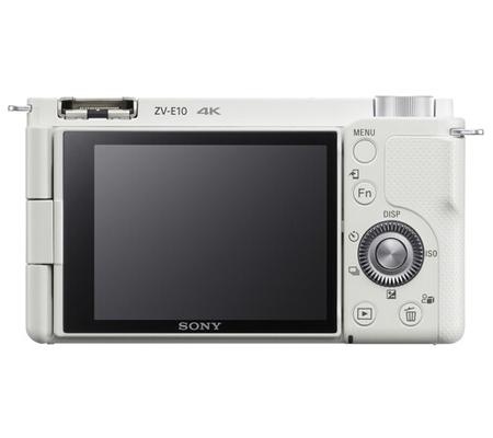 Sony  ZV-E10 Kit 16-50mm f/3.5-5.6 OSS White