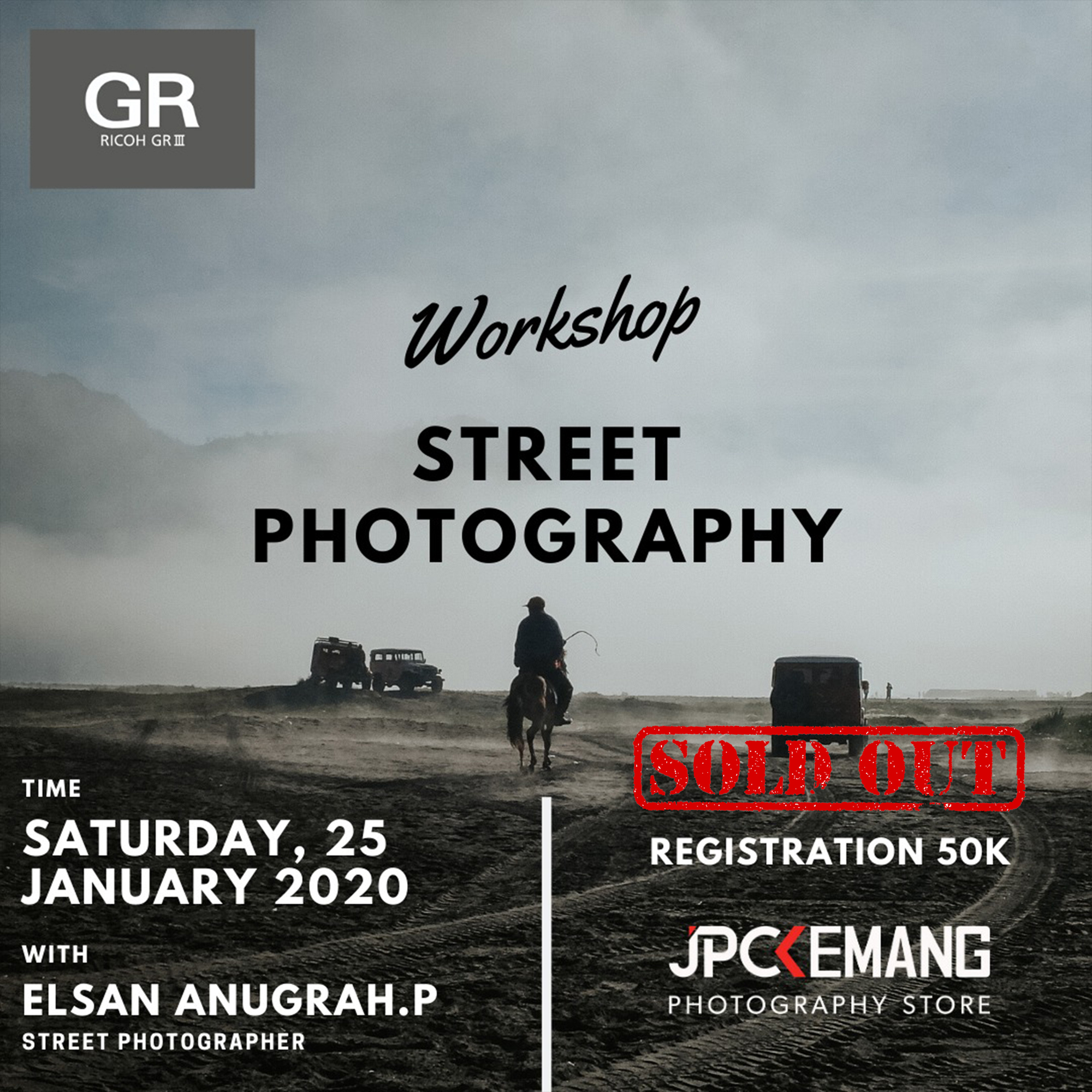 Street Photography Workshop
