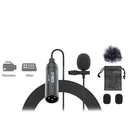 Synco Lav-S6R Omni-directional XLR Lavalier Microphone