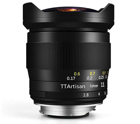 TTArtisan 11mm f/2.8 Lens for Leica M