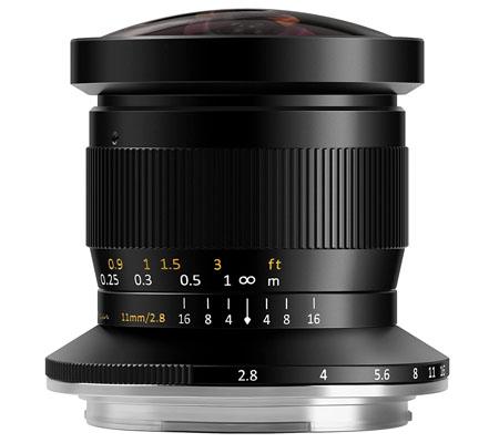 TTArtisan 11mm f/2.8 for GFX Fujifilm