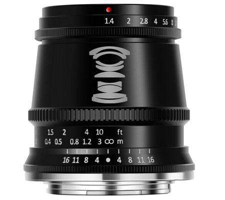 TTArtisan 17mm f/1.4 Lens for Micro Four Thirds