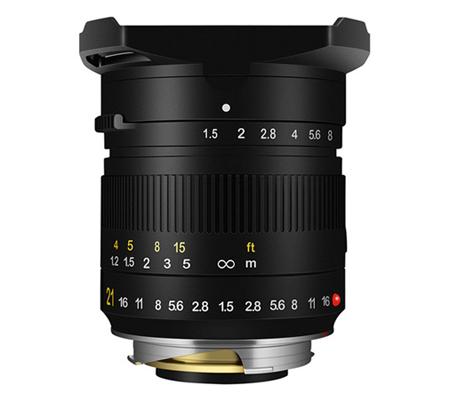 TTArtisan 21mm F/1.5 Lens for Leica M Mount