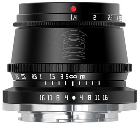 TTArtisan 35mm f/1.4 for Panasonic Olympus Micro Four Thirds Mount