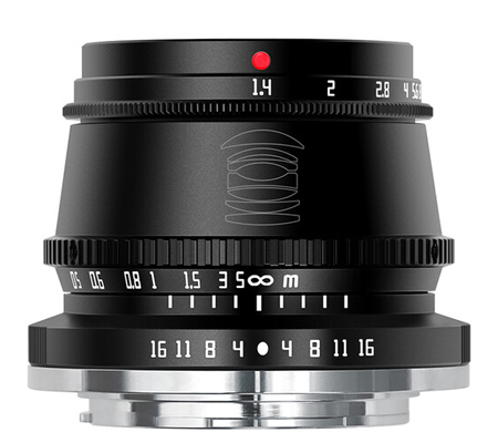 TTArtisan 35mm f/1.4 for Canon EF-M Mount