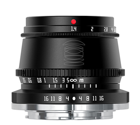 TTArtisan 35mm f/1.4 for Fujifilm X Mount
