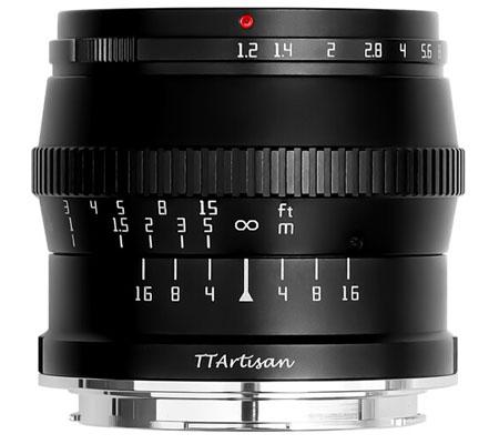 TTArtisan 50mm f/1.2 Lens for Leica L Mount