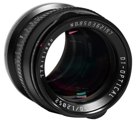 TTArtisan 50mm f/1.2 Lens for Nikon Z Mount