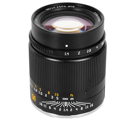 TTArtisan 50mm f/1.4 for Canon RF Full Frame