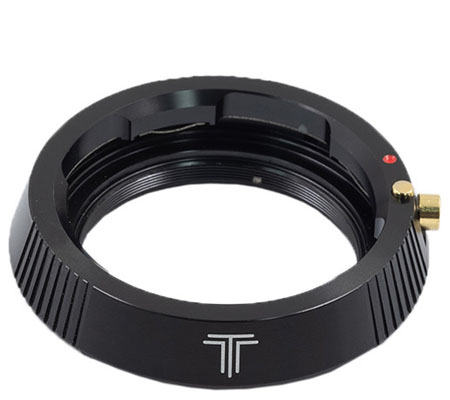 TTArtisan Leica M Lens to Fujifilm FX-Mount Camera Adapter