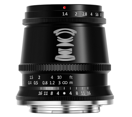 TTArtisan 17mm f/1.4 Lens for Fujifilm X Mount