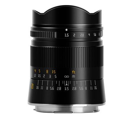 TTArtisan 21mm F/1.5 Lens for Leica L Mount Full Frame