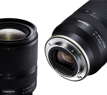 Tamron 17-28mm f2.8 Di III RXD Lens for Sony E