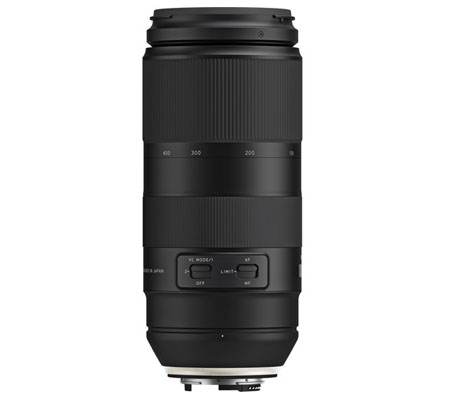 Tamron for Nikon F 100-400mm f/4.5-6.3 Di VC USD