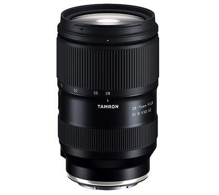 Tamron 28-75mm f/2.8 Di III VXD G2 for Sony E