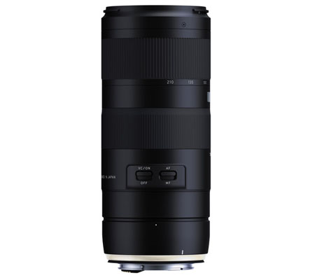Tamron for Canon EF 70-210mm f/4 Di VC USD